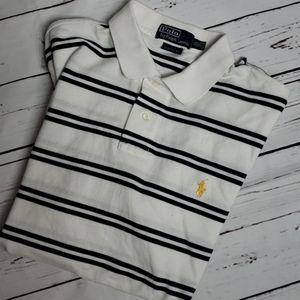 Ralph Lauren Polo navy stripes sz XL